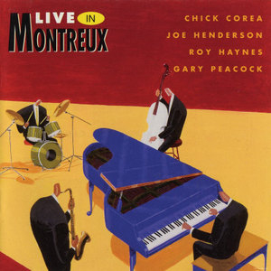 Live In Montreux album cover