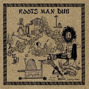Roots Man Dub album cover