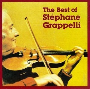 The Best Of Stephane Grappelli album cover