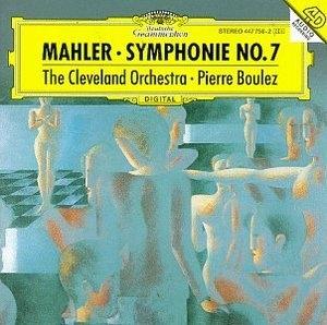 Mahler-Symphonie No7 album cover