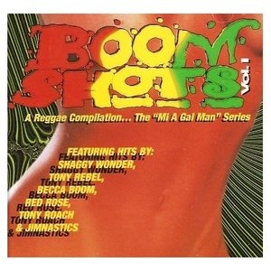 Boom Shots Vol.1 album cover