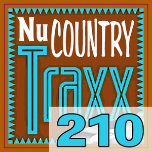 ERG Music: Nu Country Traxx, Vol. 210 (October 2016) album cover