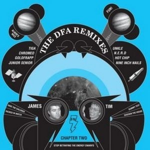 The DFA Remixes: Chapter Two album cover