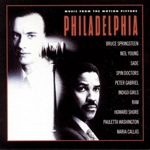 Philadelphia: Music From The Motion Pict... album cover