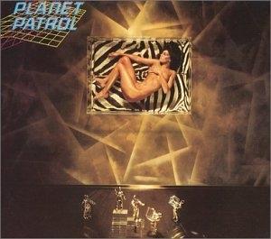 Planet Patrol album cover