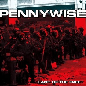 Land Of The Free? album cover