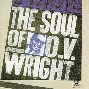 The Soul Of OV Wright album cover