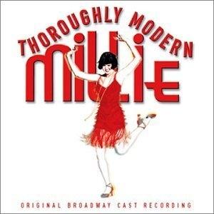 Thoroughly Modern Millie (2002 Original Broadway Cast) album cover