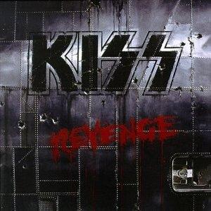 Revenge album cover