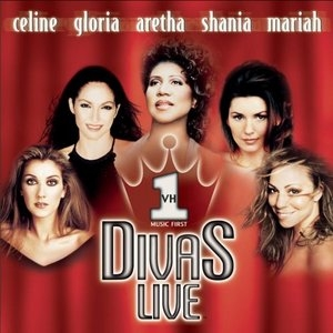 VH1 Divas Live album cover