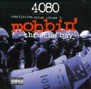 Mobbin' Thru The Bay!, Vol.1 album cover