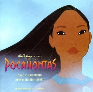 Walt Disney Pictures Presents: Pocahontas (Soundtrack) album cover