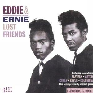 Lost Friends album cover