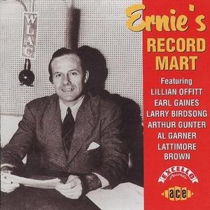 Ernie's Record Mart album cover