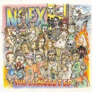 The Longest Ep album cover