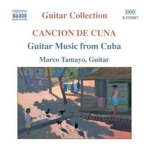 Guitar Music From Cuba album cover