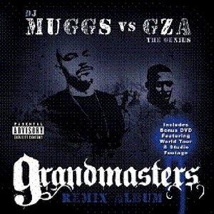 Grandmasters (Remix Album) album cover