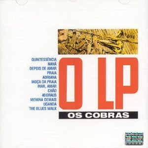 O Lp: Os Cobras album cover