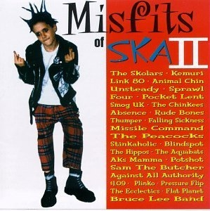Misfits Of Ska II album cover
