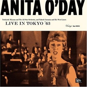 Live In Tokyo '63 album cover