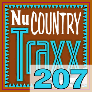 ERG Music: Nu Country Traxx, Vol. 207 (July 2016) album cover