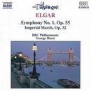 Elgar: Symphony No.1, Imp... album cover