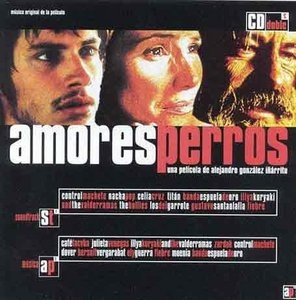 Amores Perros: Musica Original De La Pelicula album cover