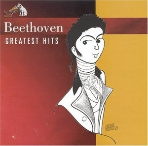 Beethoven: Greatest Hits album cover
