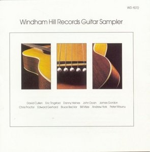 Windham Hill Records Guitar Sampler album cover