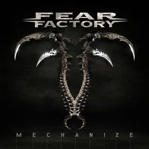 Mechanize album cover