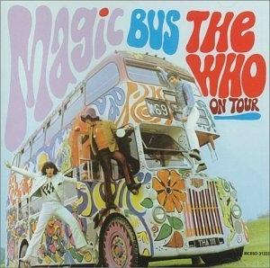 Magic Bus album cover