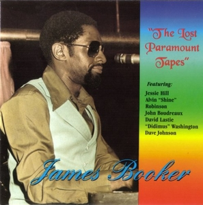 The Lost Paramount Tapes album cover