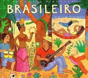 Putumayo Presents: Brasileiro album cover