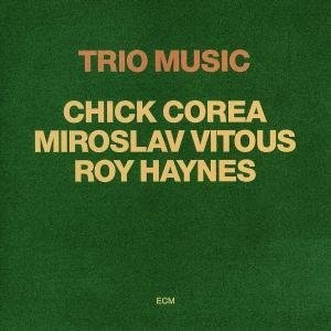 Trio Music album cover