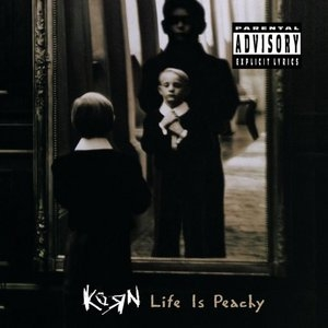Life Is Peachy album cover