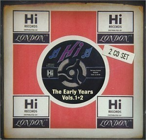 Hi Records-The Early Years Vol.1 album cover