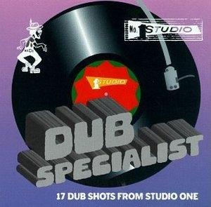 17 Dub Shots From Studio One album cover