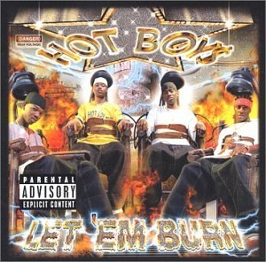 Let 'Em Burn album cover