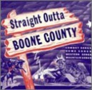 Straight Outta Boone County album cover