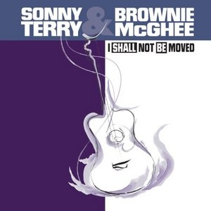I Shall Not Be Moved album cover