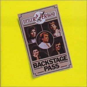 Backstage Pass album cover