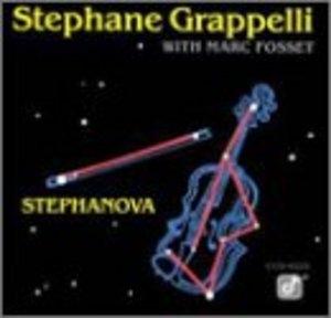 Stephanova album cover