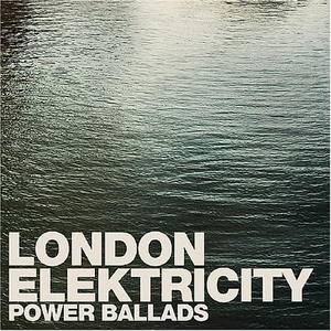 Power Ballads album cover