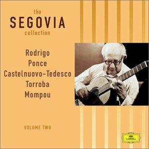 The Segovia Collection, Volume 2: Ponce, Rodrigo, Torroba album cover