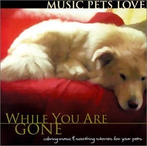 While You Are Gone: Music Pets Love album cover