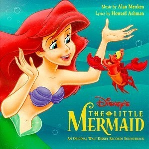 The Little Mermaid: An Original Walt Disney Records Soundtrack album cover