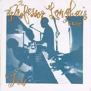 'Fess-The Professor Longhair Anthology album cover