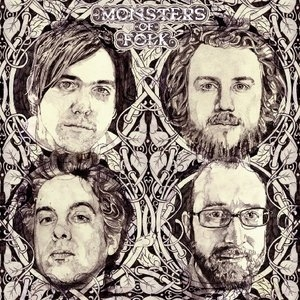 Monsters Of Folk album cover