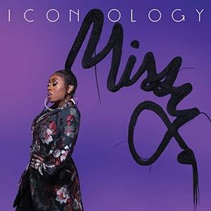 ICONOLOGY (EP) album cover