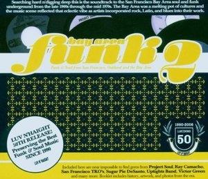 Bay Area Funk, Vol.2 album cover